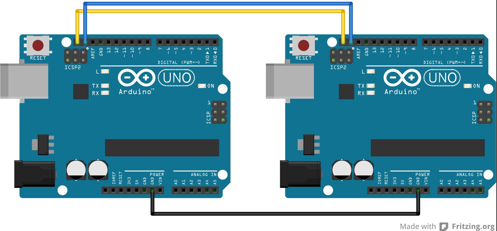 Arduino i c twi 통신 f cking corea